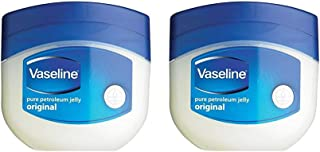 Vaseline Original Pure Petroleum Jelly 100ml - Paquete de 2
