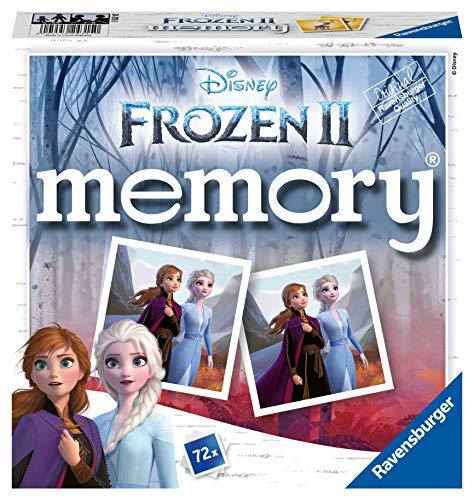 Ravensburger Kinderspiele 24315 - memory, das weltbekannte Gedächtnisspiel mit den beliebten Charakteren aus Disneys Eiskönigin 2.