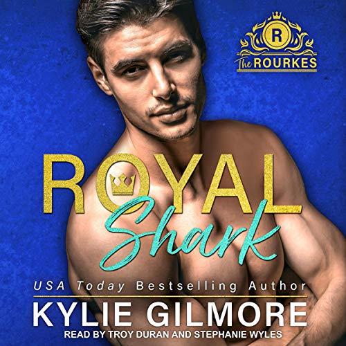 Royal Shark audiobook cover art
