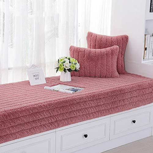 Yanni tapijt voor slaapkamer, pluche, bessenkussen, Oxygenotherapie, vensterbank, indoor kussens balconies sofa mat Rug 70x210cm(28x83inch) Een