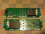 VIZIO VX32L HDTV10A INVERTER BOARDS MASTER 6632L-0342B SLAVE 6632L-0343B