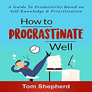 How to Procrastinate Well cover art