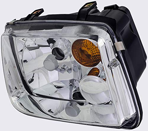 02 vw jetta headlight assembly - 2