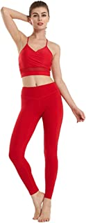 Sling Tight Yoga Wear Women's Sweatsuits Yoga Jogging Tracksuits