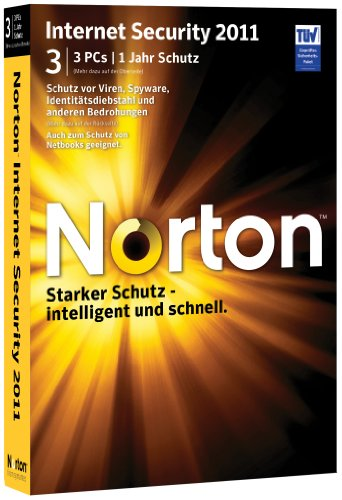 Norton Internet Security 2011 - 3 User [import allemand]