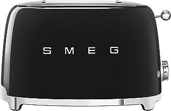SMEG 950 Watts 2 Slice Retro Toaster - TSF01BLEU