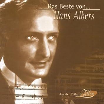 Das Beste Von Hans Albers