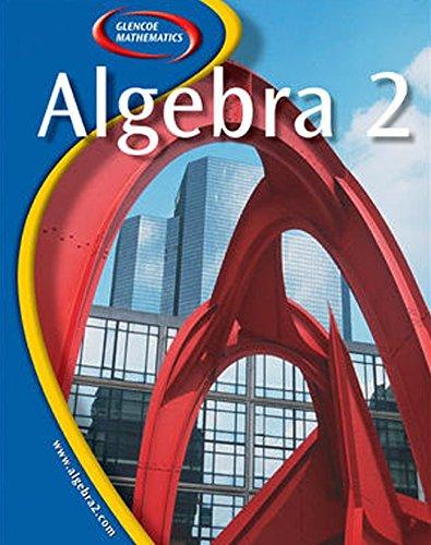 Price comparison product image Glencoe Algebra 2