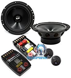 CL-61A.2-25 PRO - CDT Audio Classic 2-Ohm 6.5 inc  2-Way Component Speakers