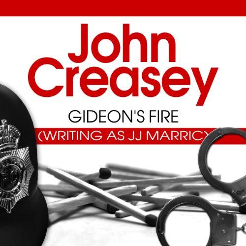 Gideon's Fire cover art