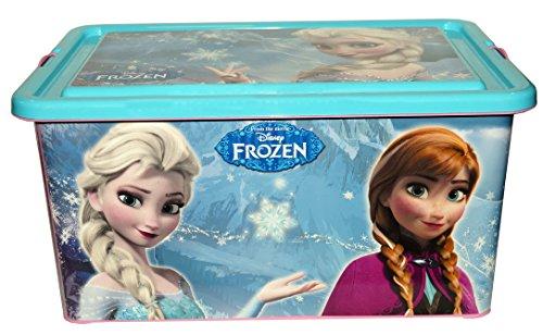 Disney - 887122 - Frozen - Boîte De Rangement - 23 L