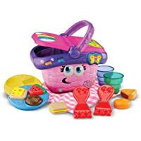 LeapFrog Shapes and Sharing Picnic Basket (Pink)