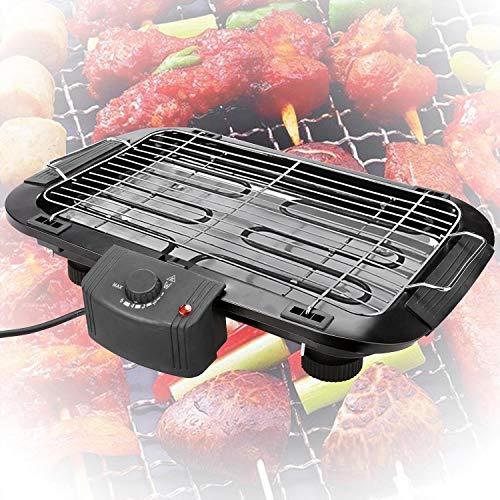 Praktischer BBQ Elektro Tischgrill Elektrogrill elektrischer Barbeque Grill (Tischgrill)
