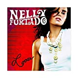 Nelly Furtado Leinwand-Poster mit Fotoeinband, lose