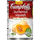 Campbell's Cooking Soup, Butternut Squash, Perfect for Cooking Dinner, 10.5 Ounce Can