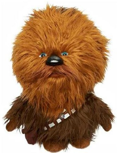 "Underground Toys Star Wars 24"" Talking Plush - Chewbacca"