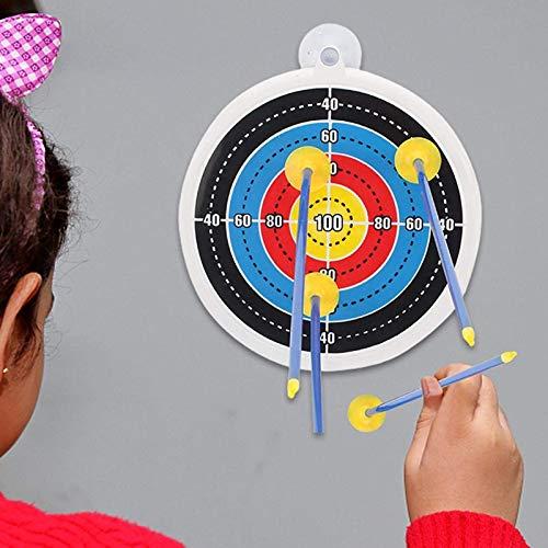 Objetivo de tiro con arco para niños, objetivo de arco seguro y práctico Adsorción fuerte para ocio y ejercicio