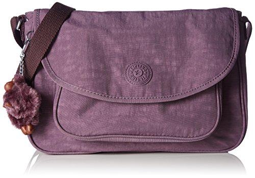 Kipling SUNITA K1284010S Damen Umhängetaschen 31x21x14 cm (B x H x T), Violett (Violet Shades 10S)
