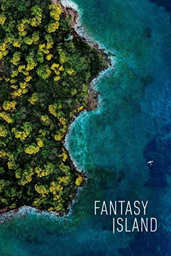 Mutuco Puzzle 1000 Piezas,Carteles de películas Fantasy Island,DIY Arte Rompecabezas, Intelectual Educativo Rompecabezas, Divertido Juego Familiar Puzzle
