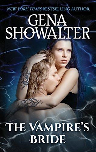 The Vampire's Bride: A Paranormal Romance Novel (Atlantis Book 4)