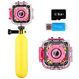 Best Digital Video Camera For Kids - Kids Camera, iMoway Waterproof Video Cameras for Kids Review