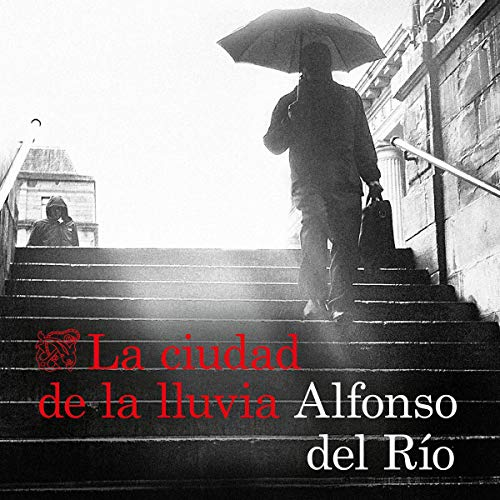 La ciudad de la lluvia audiobook cover art