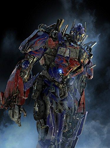POP Home Store Transformers Revenge Of The Fallen Optimus Pimecanvas Printing Poster 24X36 Inch