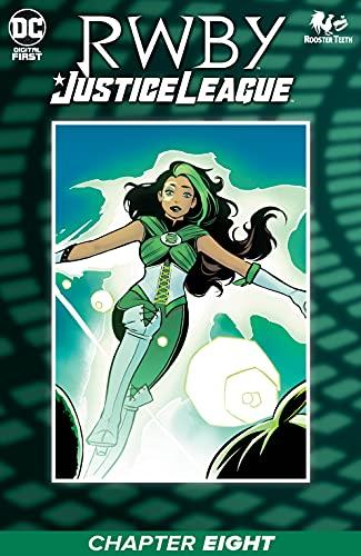 RWBY/Justice League (2021) #8 (RWBY (2019-)) (English Edition)