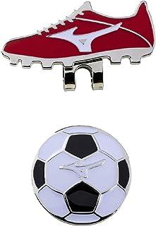 MIZUNO(ミズノ) グリーンマーカー マルチスポーツ サッカータイプ ユニセックス 5LJD192300 レッド