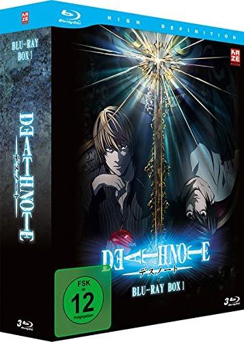 Death Note - Box 1 - [Blu-ray]