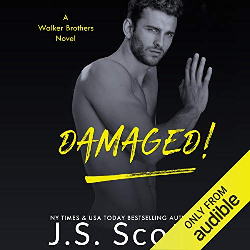 Damaged! audiobook cover art
