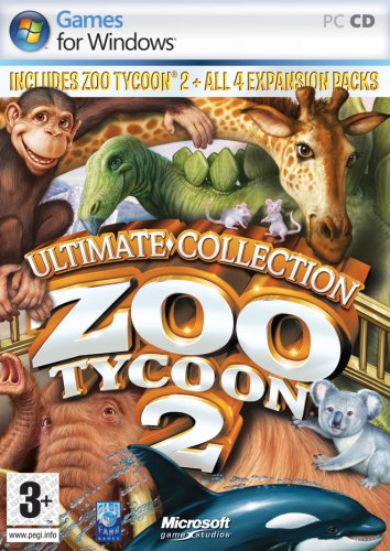 Zoo Tycoon 2: Ultimate Collection (PC) [Importación inglesa]