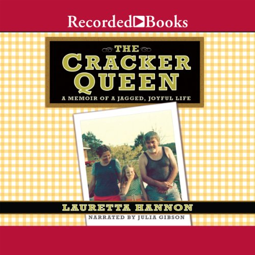 The Cracker Queen audiobook cover art