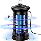 Supink Bug Zapper Indoor Outdoor Waterproof, Electric Mosquito Zapper Fly Insect Killer Lamp 4200V High Powered Mosquito Traps for Home, Garden, Backyard, Patio