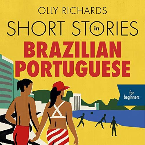 Short Stories in Brazilian Portuguese for Beginners cover art