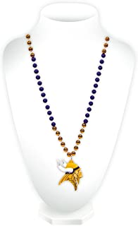 Rico NFL Beads with Medallion