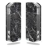 Decal Sticker Skin WRAP Black Marble Design for Pioneer4you iPV Mini 2 70W