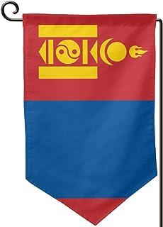 AZ FLAG Bandera de Mongolia 90x60cm Bandera MONGOLA 60 x 90 cm