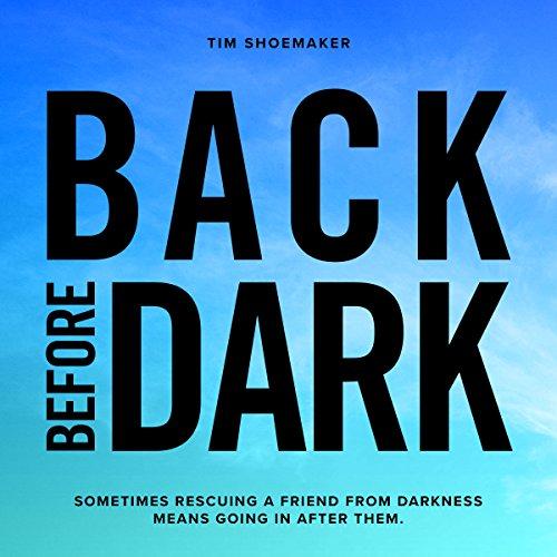 Back Before Dark cover art