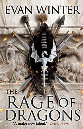 The Rage of Dragons (The Burning Book 1) by [Evan Winter]