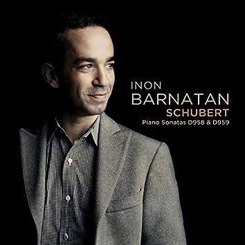 Schubert: Piano Sonatas D.958 & D.959