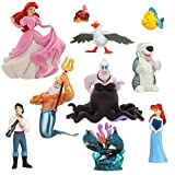 Disney The Little Mermaid Deluxe Figure Play Set