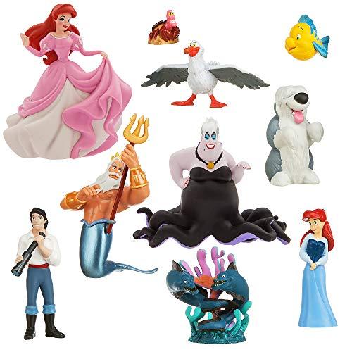 Disney The Little Mermaid Deluxe Figure Play Set