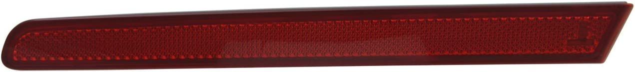 TYC 17-5358-00-1 Compatible with Ford Explorer Left Replacement Reflex Reflector