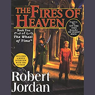 The Fires of Heaven cover art