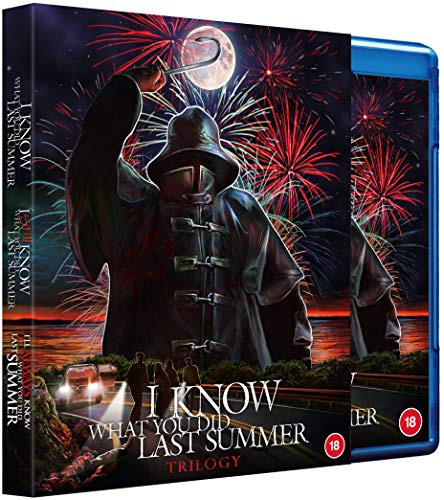 Top New I Know What You Did Last Summer Trilogy [Blu-ray]