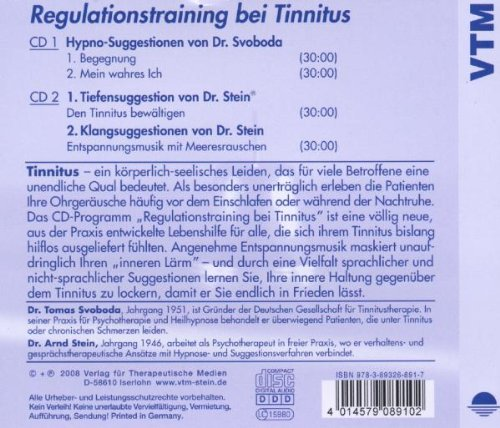Regulationstraining bei Tinnitus - 2