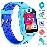 Supoggy Smartwatch Bambini/Orologio Bambino Polso con Localizzatore LBS per...