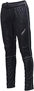 ONGASOFT Mens Fleece Sweatpants for Winter Cycling and Training, Slim Fit Track Pants(Black)