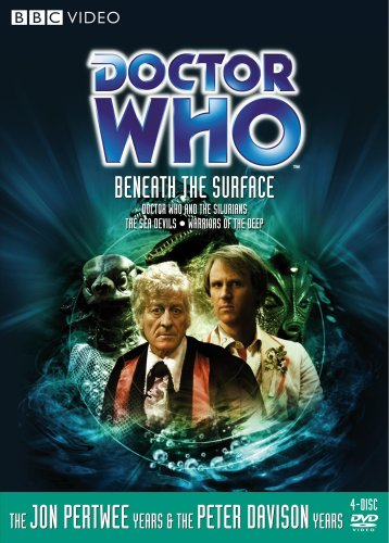beneath a surface commentary the studio premium Doctor Who: Beneath The Surface (The Silurians / The Sea Devils / Warriors Of The Deep)